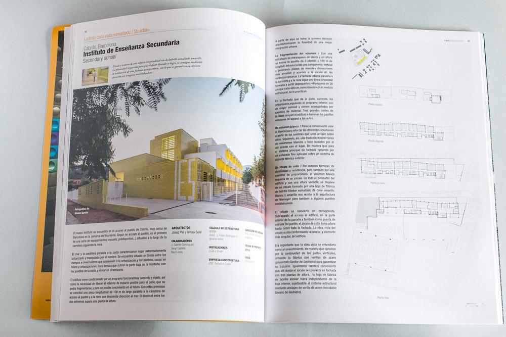 Fotografia de Arquitectura 2017-CON ARQUITECTURA-Institut Cabrils-02