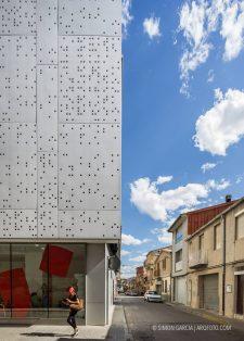 Fotografia de Arquitectura Biblioteca Salvador Vives Casajuana-Batllori & Trepat-03-SG1744_5600
