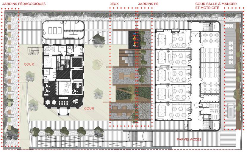 Fotografia de Arquitectura Liceo-frances-lycee-français-b720-doc-04