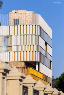 Fotografia de Arquitectura Lycee-français-Liceo-frances-b720-Fermin-Vazquez-02-SG1771_0227