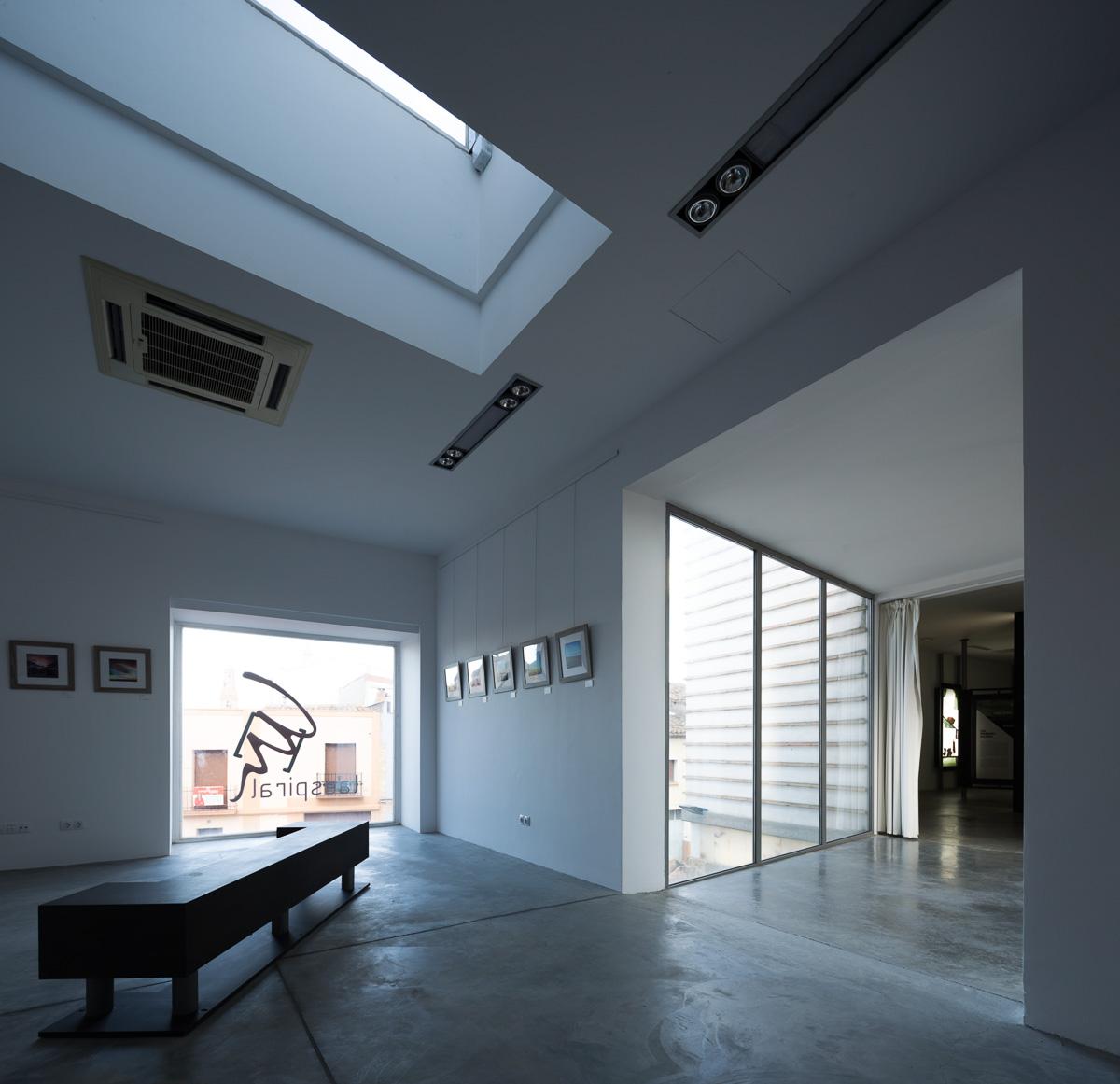 Fotografia de Arquitectura La-Espiral-A
