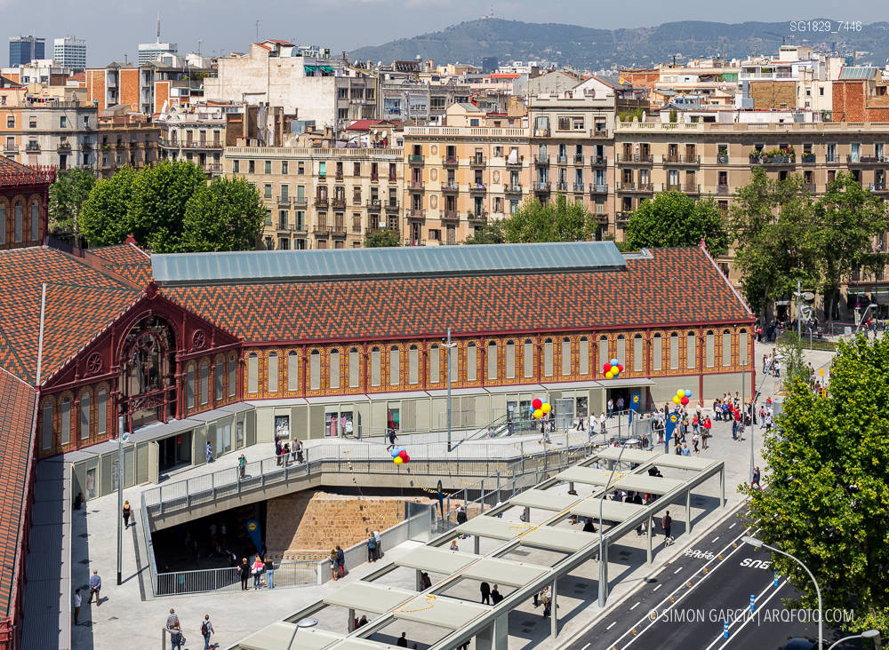 Fotografia de Arquitectura Mercat-de-Sant-Antoni-Ravetllat-Ribas-04-SG1829_7446