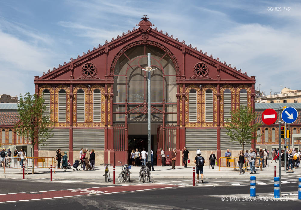 Fotografia de Arquitectura Mercat-de-Sant-Antoni-Ravetllat-Ribas-07-SG1829_7451