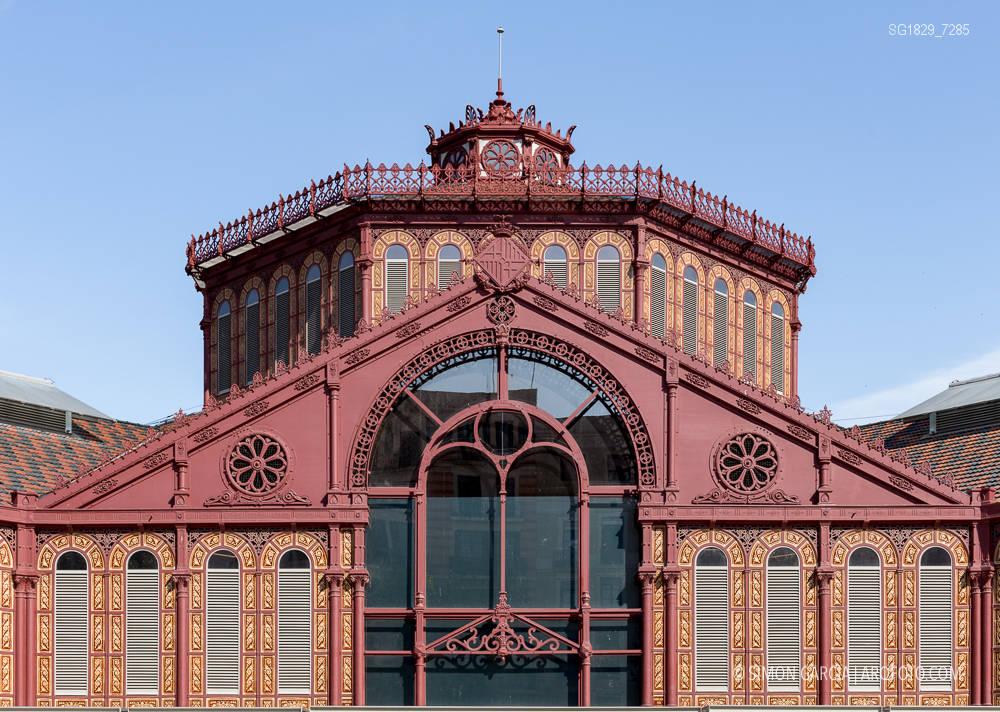 Fotografia de Arquitectura Mercat-de-Sant-Antoni-Ravetllat-Ribas-14-SG1829_7285