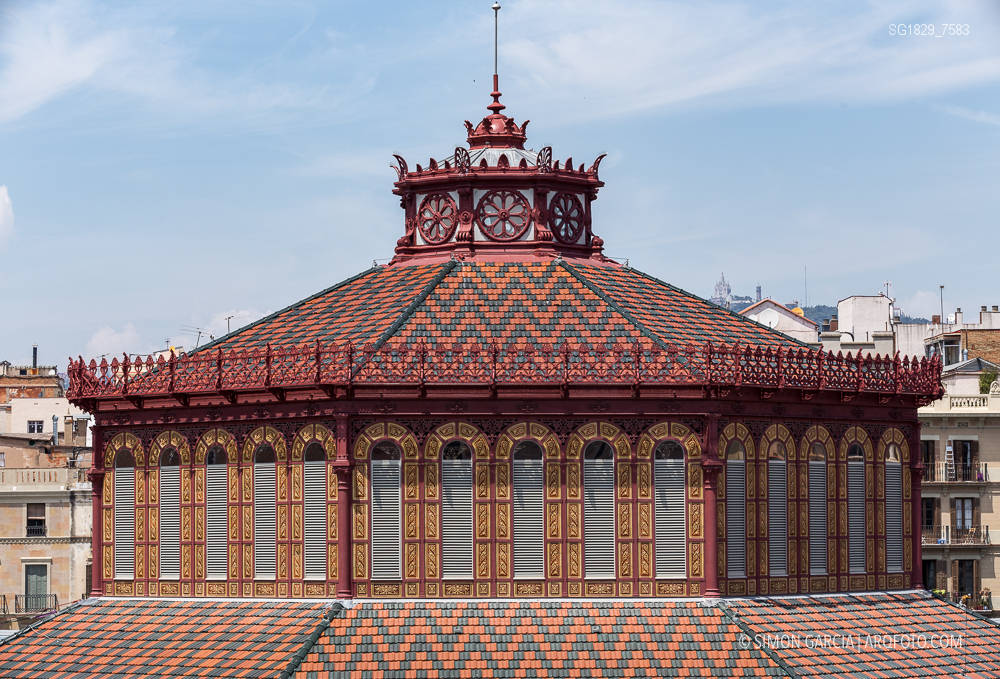 Fotografia de Arquitectura Mercat-de-Sant-Antoni-Ravetllat-Ribas-21-SG1829_7583