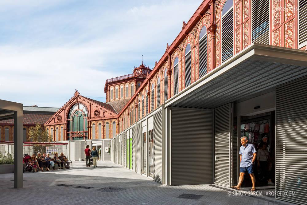 Fotografia de Arquitectura Mercat-de-Sant-Antoni-Ravetllat-Ribas-30-SG1829_7716
