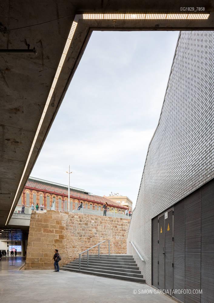Fotografia de Arquitectura Mercat-de-Sant-Antoni-Ravetllat-Ribas-35-SG1829_7858