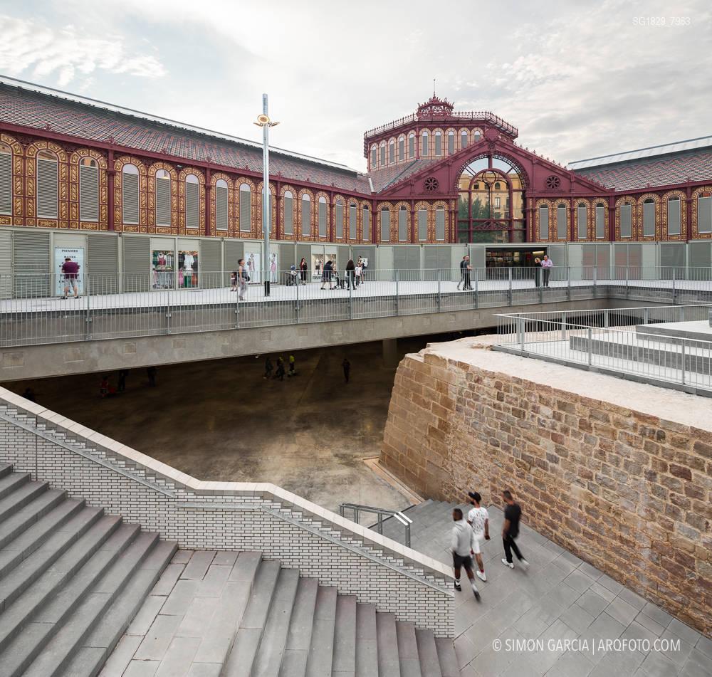 Fotografia de Arquitectura Mercat-de-Sant-Antoni-Ravetllat-Ribas-38-SG1829_7963