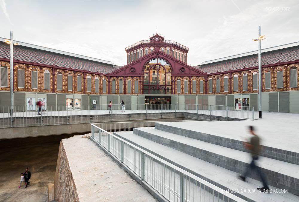 Fotografia de Arquitectura Mercat-de-Sant-Antoni-Ravetllat-Ribas-39-SG1829_7972