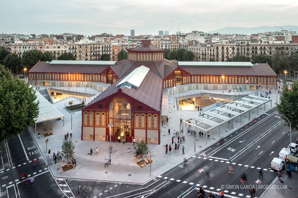 Fotografia de Arquitectura Mercat-de-Sant-Antoni-Ravetllat-Ribas-50-SG1829_8042