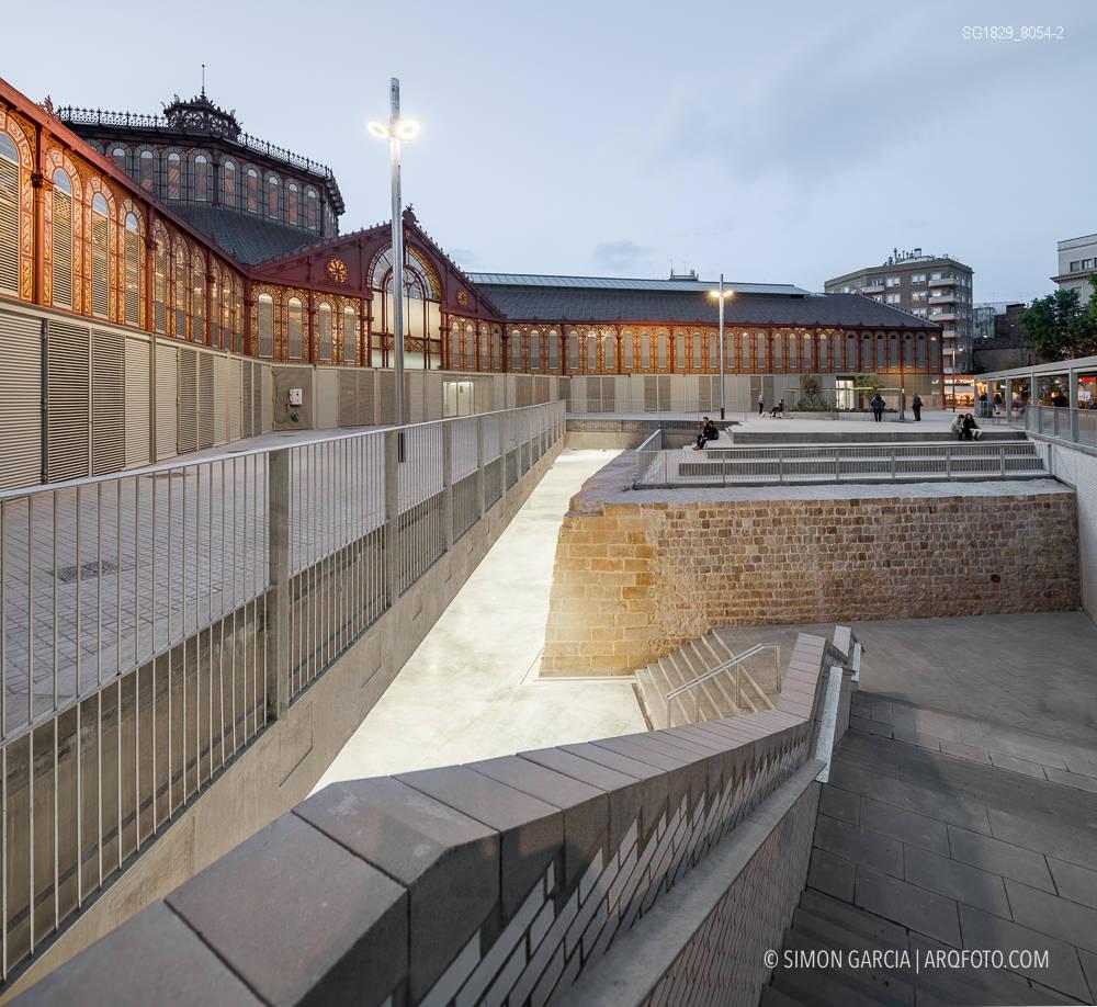 Fotografia de Arquitectura Mercat-de-Sant-Antoni-Ravetllat-Ribas-54-SG1829_8054-2