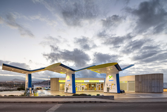Fotografia de Arquitectura Estacion -Servicio-DISA-Bocabarranco-Gran-Canaria-Romera-Ruiz-07-SG1836_3697