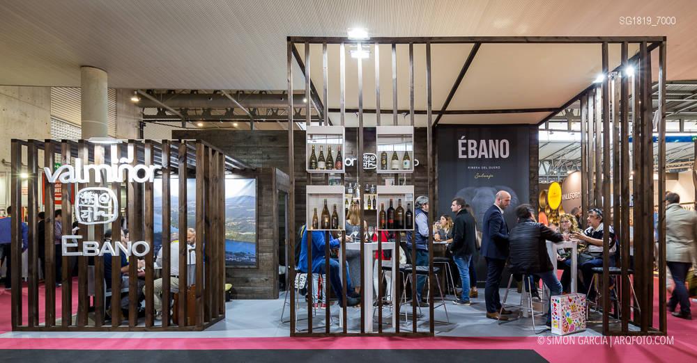 Fotografia de Arquitectura Fira-Alimentaria-2018-16-SG1819_7000