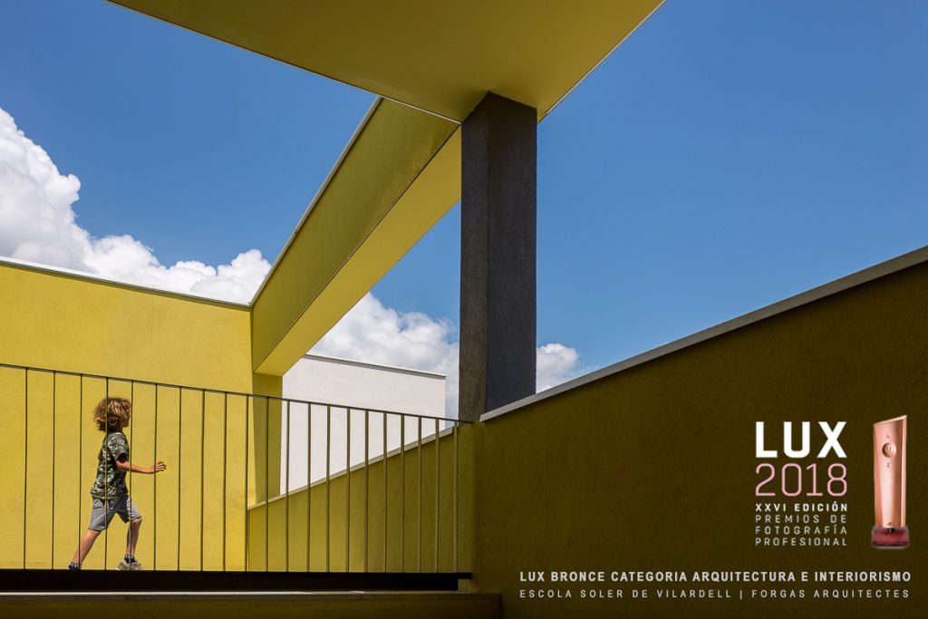 Fotografo de Arquitectura Premio LUX arquitectura interiorismo 2018