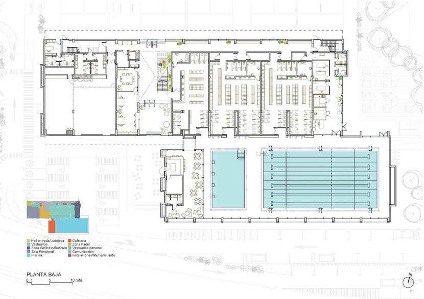 Fotografo de Arquitectura Centro deportivo Telde-Romera Ruiz arquitectos-doc-02