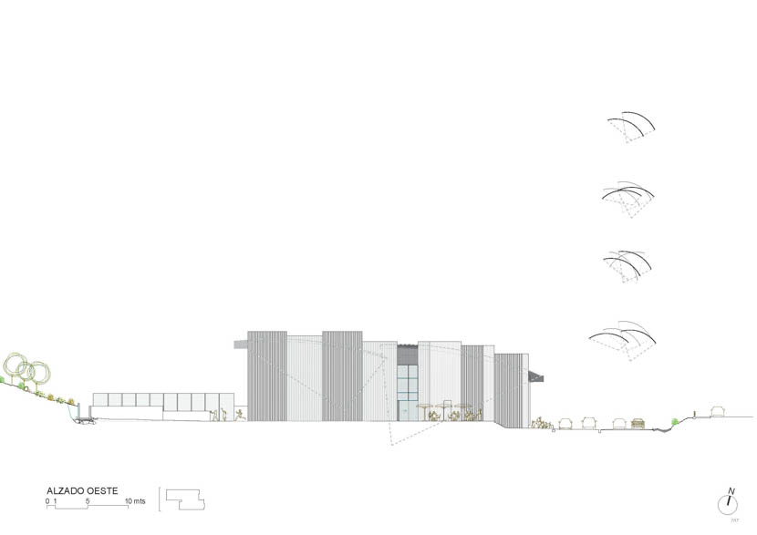 Fotografo de Arquitectura Centro deportivo Telde-Romera Ruiz arquitectos-doc-05
